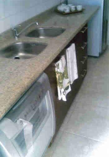 F brica de muebles de cocina y ba o lacados postformados for Fabrica de granito en santiago