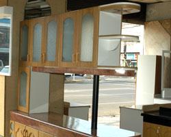 Vanitorios muebles de cocina cubiertas de marmol cocinas for Imagenes de muebles de cocina americanas